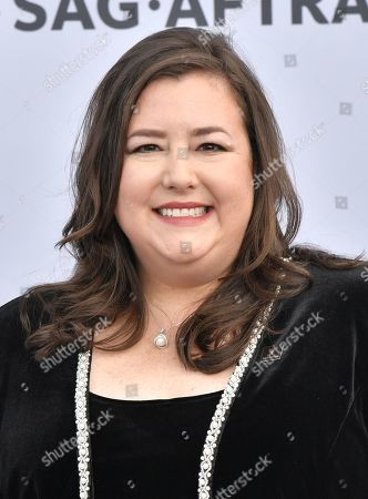 Stock Photo of Rebecca Damon