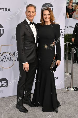 Editorial picture of 25th Annual Screen Actors Guild Awards, Arrivals, Los Angeles, USA - 27 Jan 2019