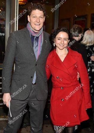 Gabriel Ebert and Danya Taymor