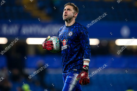 Robert Green of Chelsea