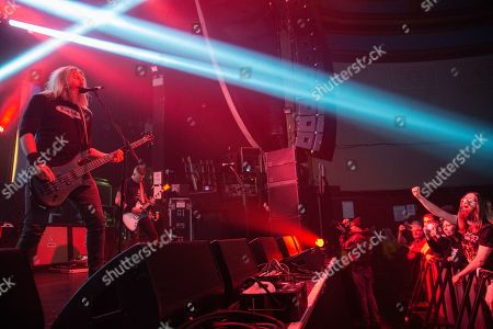 Stock Photo of Mastodon - Troy Sanders