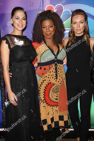 Moran Atias, Lorraine Toussaint and Michaela McManus