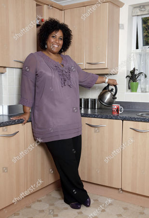 Editorial picture of 'X Factor Contestant' Nicole Lawrence at home, Peterborough, Britain - 21 Sep 2009