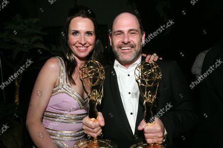 Katherine Jane Bryant and Matt Weiner