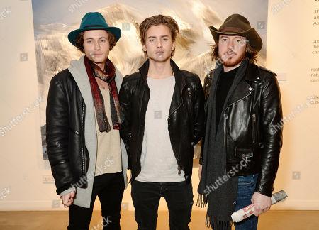 Jack McEvoy, Elijah Rowan and