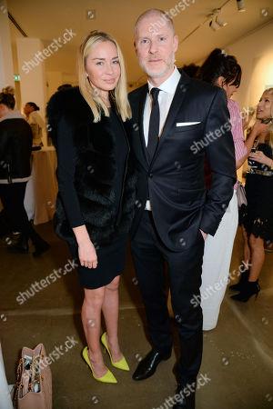 Noelle Reno and Jean-David Malat