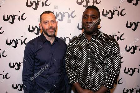 Matt Jones (Author) and Kele Okereke (Author)