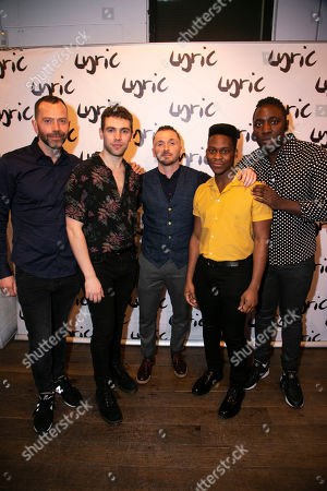 Editorial photo of 'Leave to Remain' party, Press Night, London, UK - 24 Jan 2019