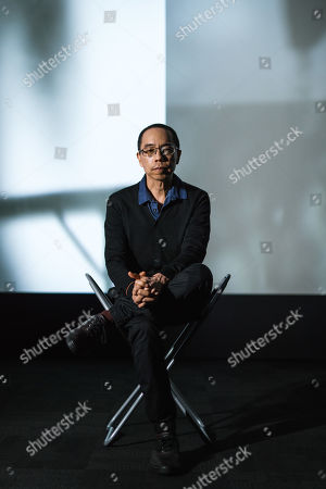 Editorial picture of Artes Mundi 8 winner Apichatpong Weerasethakul portrait session, National Museum Cardiff, Wales, UK - 24 Jan 2019