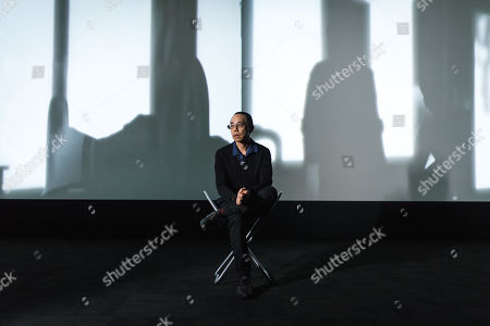 Editorial photo of Artes Mundi 8 winner Apichatpong Weerasethakul portrait session, National Museum Cardiff, Wales, UK - 24 Jan 2019