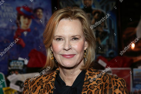 """SAG Awards Committee Chair and SAG-AFTRA Foundation Board President JoBeth Williams attends the 25th Annual SAG Awards """"Cocktails with the SAG Awards"""" event at the Shrine Auditorium and Expo Hall, in Los Angeles"""