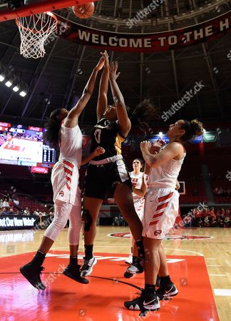 Editorial image of NCAA Women's Basketball Marshal vs WKU, Bowling Green, USA - 24 Jan 2019