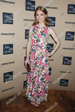Editorial photo of Town & Country Jewelry Awards, New York, USA - 24 Jan 2019