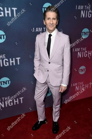 """Leland Orser attends the LA premiere of """"I Am the Night"""" at Harmony Gold Theater, in Los Angeles"""