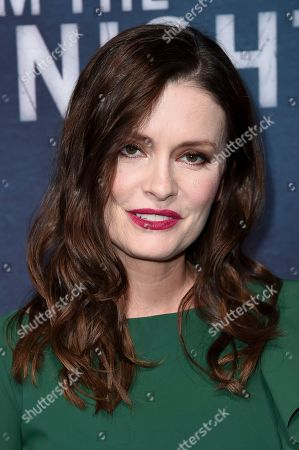 """Editorial image of LA Premiere of """"I Am the Night"""", Los Angeles, USA - 24 Jan 2019"""