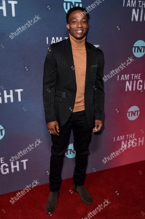 """Editorial picture of LA Premiere of """"I Am the Night"""", Los Angeles, USA - 24 Jan 2019"""