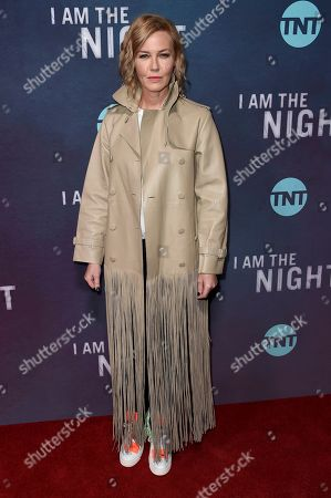 """Connie Nielsen attends the LA premiere of """"I Am the Night"""" at Harmony Gold Theater, in Los Angeles"""