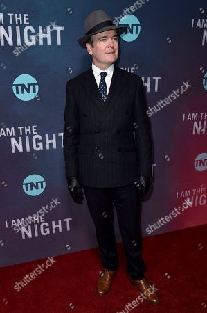 "Jefferson Mays attends the LA premiere of ""I Am the Night"" at Harmony Gold Theater, in Los Angeles"