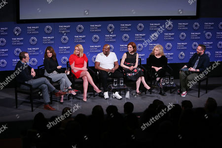 Editorial photo of PaleyLive NY: Kimmy Goes to the Paley Center: A Celebration of Unbreakable Kimmy Schmidt, New York, USA - 24 Jan 2019
