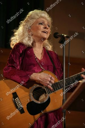 Editorial picture of Judy Collins in concert, Cecil Sharp House, London, UK - 24 Jan 2019