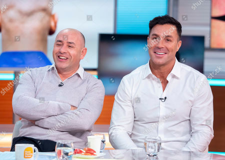 Editorial picture of 'Good Morning Britain' TV show, London, UK - 25 Jan 2019