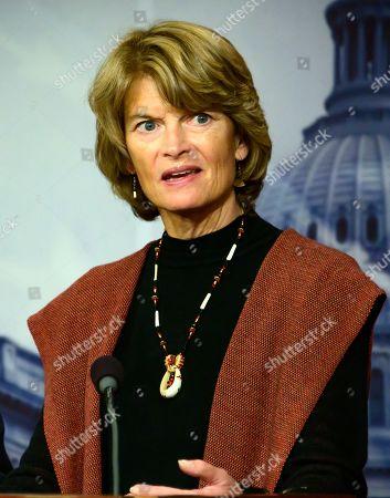 United States Senator Lisa Murkowski (Republican of Alaska)