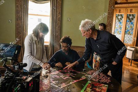Kelly Macdonald as Agnes, Irrfan Khan as Robert and Marc Turtletaub Director