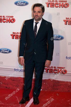 Stock Picture of Daniel Guzman