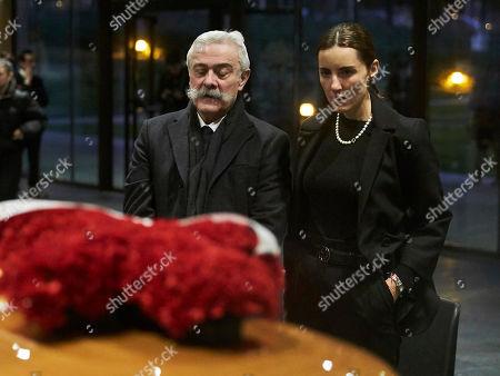 Pedro Mansilla, Monica de Tomas