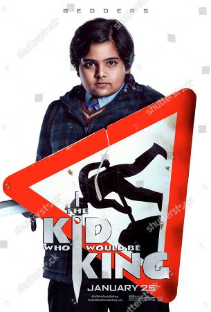 Editorial picture of 'The Kid Who Would Be King' Film - 2019