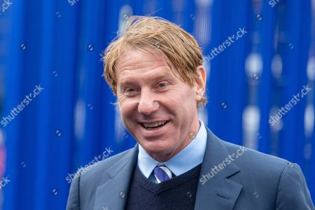 Eric Eisner, owner of the Tornate Company that owns Portsmouth FC