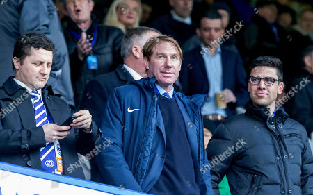 Eric Eisner owner of the Tornante Company that owns Portsmouth FC