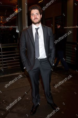 Editorial picture of 'True West!' play opening night, New York, USA - 24 Jan 2019
