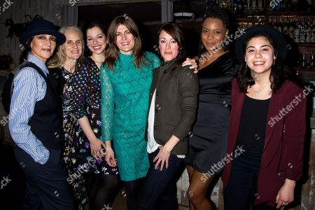 Editorial image of 'The Convent' play opening night, New York, USA - 24 Jan 2019