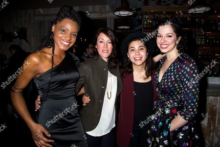 Editorial picture of 'The Convent' play opening night, New York, USA - 24 Jan 2019