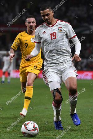 Editorial photo of Emirates Soccer AFC Asian Cup Australia, Al Ain, United Arab Emirates - 25 Jan 2019