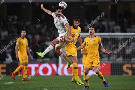 Editorial picture of Emirates Soccer AFC Asian Cup Australia, Al Ain, United Arab Emirates - 25 Jan 2019
