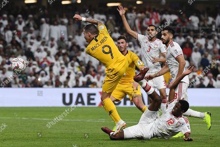 Editorial image of The 2019 AFC Asian Cup, Dubai, United Arab Emirates - 25 Jan 2019