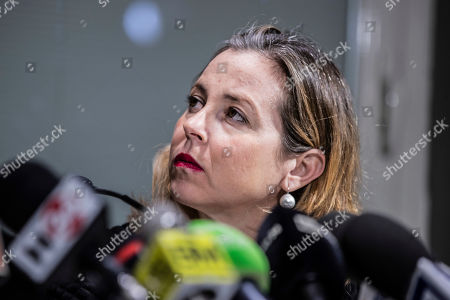 Italian Minister of Healthy Giulia Grillo