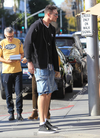 Editorial photo of Danilo Gallinari out and about, Los Angeles, USA - 24 Jan 2019