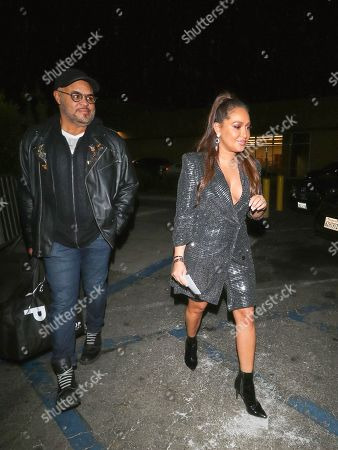 Stock Picture of Adrienne Houghton and Israel Houghton
