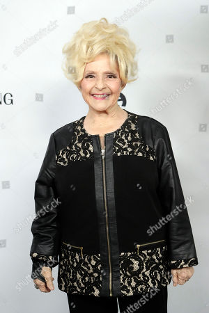 Stock Picture of Brenda Lee arrives at a party for Grammy nominees, in Nashville, Tenn