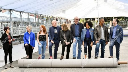 Rosalind Jarrett Sepulveda, Lisa Burns, Elizabeth McLaughlin, Anthony Carrigan, Kathy Connell, Daryl Anderson, Yara Shahidi, Jason Winston George and JD Heyman