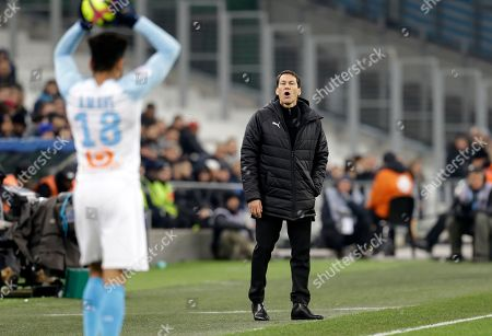 Editorial photo of Soccer League One, Marseille, France - 25 Jan 2019