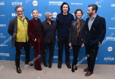 John Rothman, Jennifer Morrison, Scott Z Burns, Ad, Annette Bening and Jon Hamm