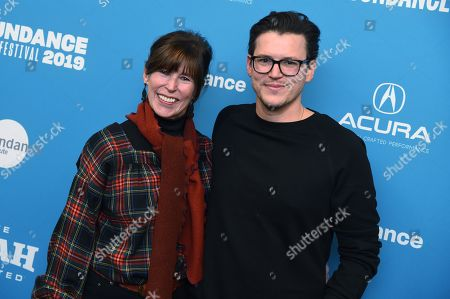 Editorial image of 'The Wolf Hour' premiere, Arrivals, Sundance Film Festival, Park City, USA - 26 Jan 2019