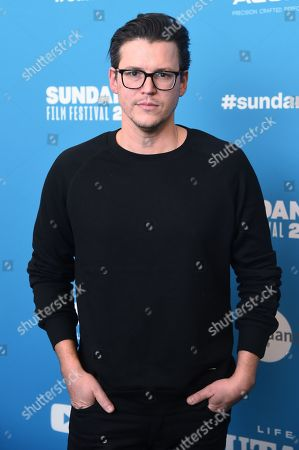 Editorial picture of 'The Wolf Hour' premiere, Arrivals, Sundance Film Festival, Park City, USA - 26 Jan 2019