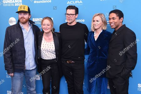 Editorial photo of 'The Wolf Hour' premiere, Arrivals, Sundance Film Festival, Park City, USA - 26 Jan 2019