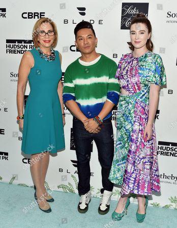Madelyn Wils, Prabal Gurung, Nell Diamond