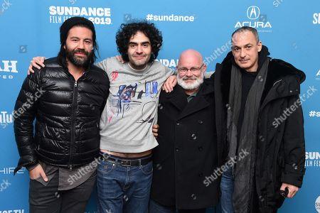 Babak Anvari, Nathan Ballingrud and Guests